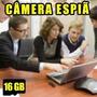 Mini Camera Filmadora Para Veiculos Gravar Videos Camuflada