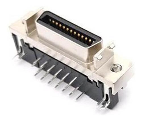 Conector Fêmea Scanner Rasther 3 Tm540 Box Tm536 Tecnomotor