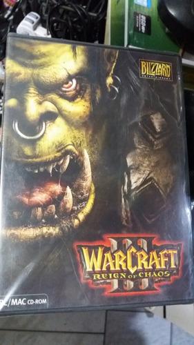 Warcraft Reigh Pc Completo Conforme Fotos