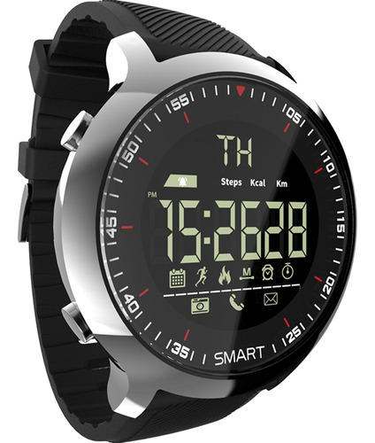 Smartwatch Lokmat Mk18 De Esportes Lcd
