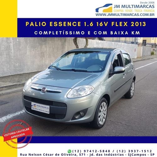 Palio Essence 1.6 16v Flex 2013 Completo E Com Baixo Km