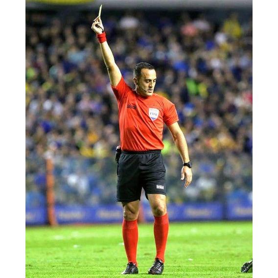 Equipo Completo Arbitro Afa Regla18 Conjunto- Referee Center