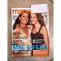 Revista Manequim 521 Luiza E Yasmin Brunet Vestidos M338