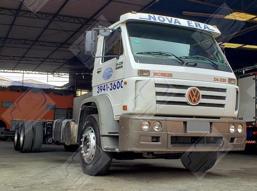 Vw 24.220 6x2 Worker - 2008