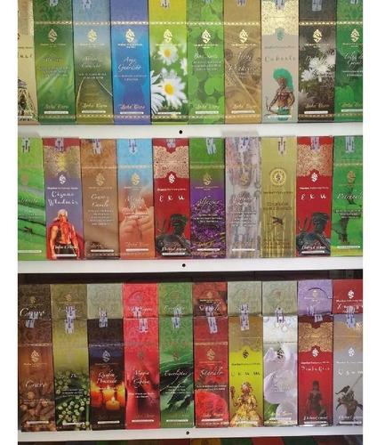 Incenso Shankar Box 25 Aromas Pré-selecionados