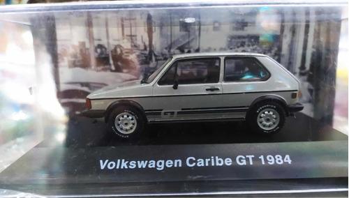 Miniatura Volkswagen Colection Caribe Gt 1984 -golf Ed. 17