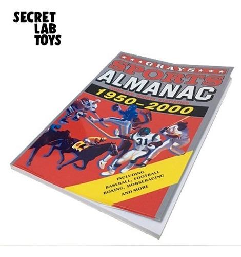 Grays Sports Almanac 1950-2000 - Replica Volver Al Futuro 2