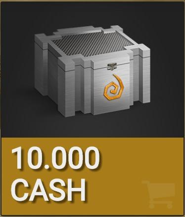10k Cash Point Black