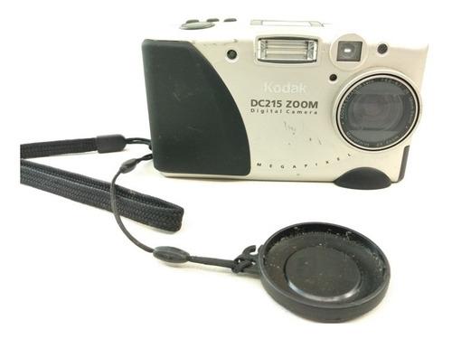 Câmera Fotográfica Digital Kodak Dc215 Zoom Com Defeito