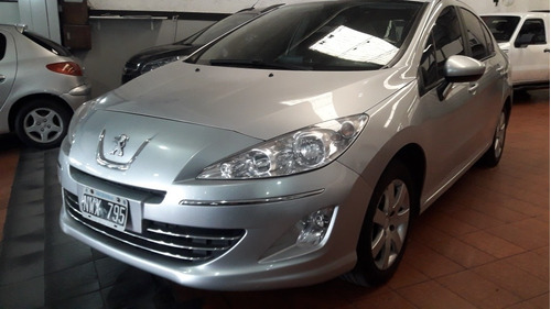Peugeot 408 2.0 Allure Nav 143cv C/ Gnc  2014