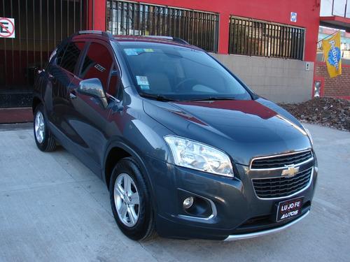 Chevrolet Tracker Ltz Fwd Mt Año 2015 Unica Mano Nueva !!