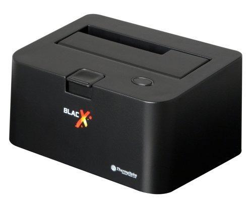 Thermaltake Blacx Sata Hard Drive Docking Usb 2.0 & Esata