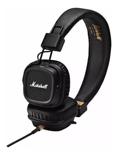 Audífonos Marshall Major Ii Black