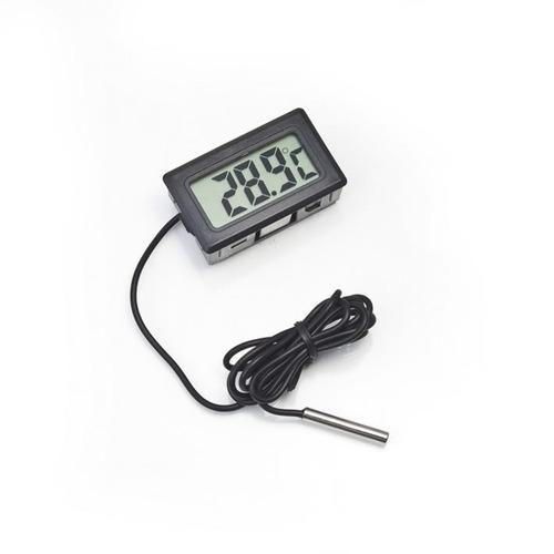 Termômetro Digital Ambiente Aquário Freezer Chocadeira E+
