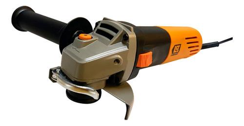 Amoladora Angular Lusqtoff Aml850-8  De 50hz Naranja 220v