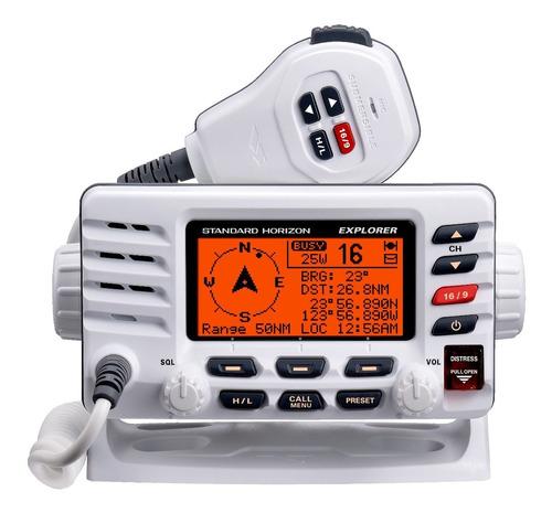 Vhf Marino Standard Horizon Explorer Gx1600 -  Dsc