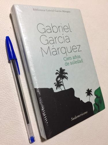 Cien Años De Soledad. G García Márquez. Nuevo Y Sellado