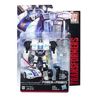 Transformers Deluxe Class Jazz. En Blister Cerrado. Hasbro