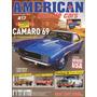 American Muscle Cars N°17 Camaro Corvette Mustang Ford 1957