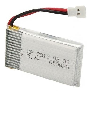 Bateria 3.7v 650mah Drone Syma X5c X5sw Fq777 L15w Intruder