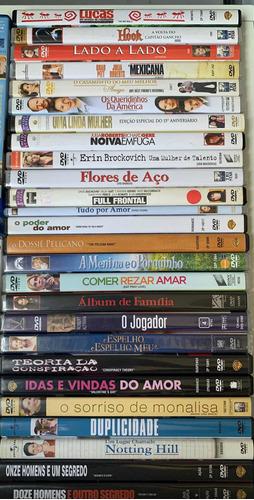 Julia Roberts - Coleção Original Blu-ray E Dvds