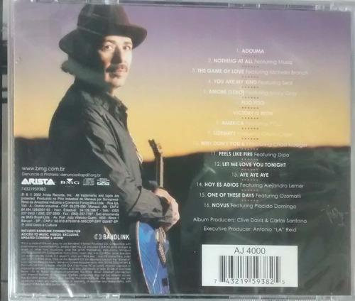 Cd Santana - Shaman Original