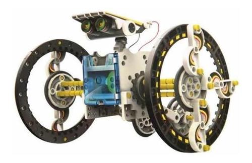 Robô 13 Em 1 Energia Solar Educacional ( Caixa Amassada)