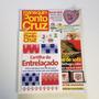 Revista Manequim Ponto Cruz Mantas Para Sofá Roupas Bc628