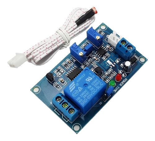 Modulo Sensor Crepuscular, Para Luces Nocturnas Automaticas