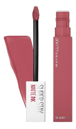Batom Maybelline Matte Ink Pink Edition Ringleader 5ml