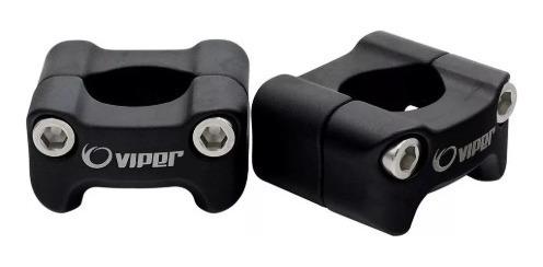 Adaptador Suporte Mesa De Guidão Viper Em Aluminio 28.6mm