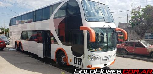 Bus Omnibus 2012 - Nicollo 58 Mix Impecable Habilitado Cnrt