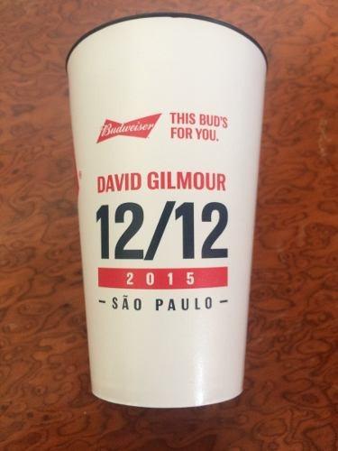 David Gilmour Copo Show Dia 11 E 12/12 São Paulo