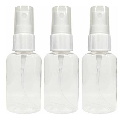 Frasco Pet 30ml Com Valvula Spray - 100 Unids