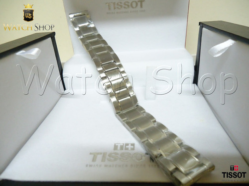 Pulseira De Aço Tissot Prs 516 T100417a / T100430a Original