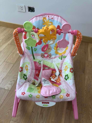 Silla Mecedora Musical  Fisher Price