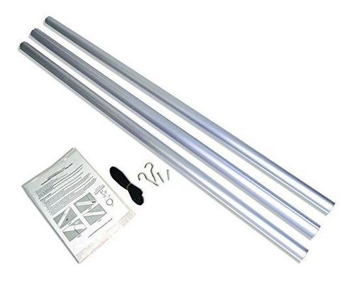 Hydrotools De Swimline Aluminum Pole Pool Para Solar Blanket