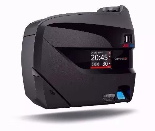 Relógio Ponto Control Id Class Biométrico Mte