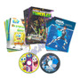 Livro Para Meninos Max Steel Tartarugas Ninja Bob Esponja