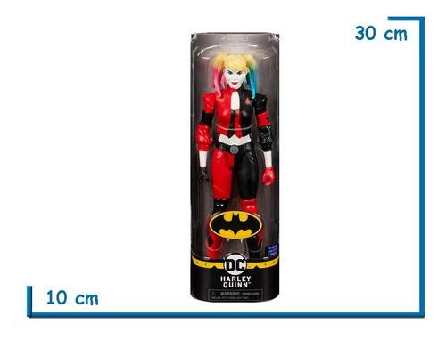 Harley Quinn 30 Cm Dc Spin Master Original Articulada Candos