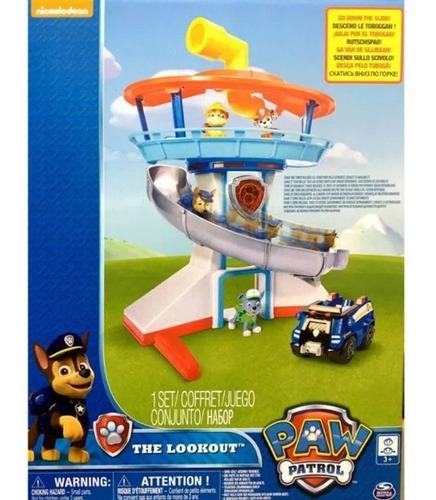 Torre De Control Paw Patrol - Entrega Inmediata!!