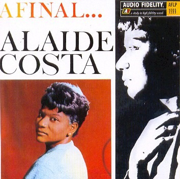 Cd Alaide Costa - Afinal. . . Original
