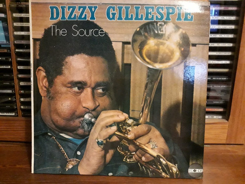 Dizzy Gillespie*vinilo*the Source*jazz*nuevo