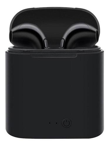 Auriculares In-ear Inalámbricos I7s Tws Negro