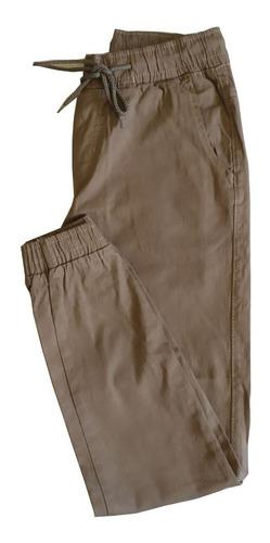 Calças Jeans Camuflada Masculina Jogger C/ Punho Lycra