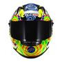 Capacete Para Moto Integral Ls2 Réplica Alex Barros Yellow Tamanho Xl