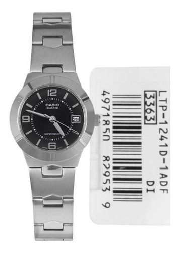 Reloj Mujer Casio Ltp-1241d Original Variedad De Colores