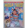 Revista Moda E Trico Bebês Casacos Sapatinhos Mantas A415