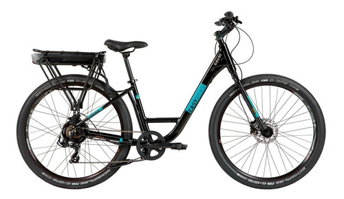Bicicleta Elétrica Caloi E-vibe Easy Rider Aro 27,5 - 350w