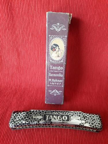 Armónica M. Hohner - Tango. Origen Alemán. Excelente!!